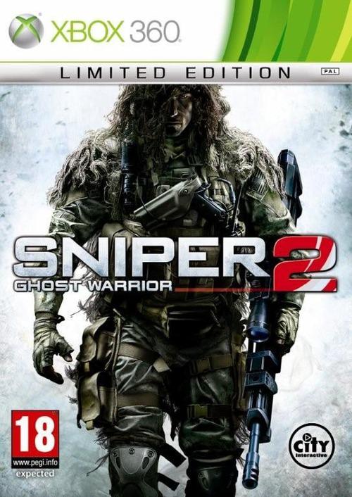 Sniper Ghost Warrior 2: immagini e box art ufficiale