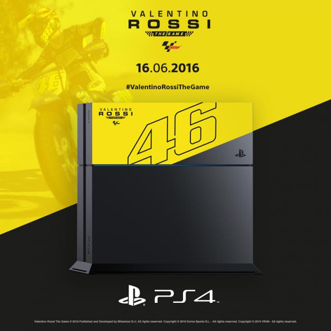 Valentino Rossi The Game: PS4 in edizione limitata e Collector's Edition