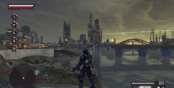 Crackdown 2: i miglioramenti di Pacific City dal primo episodio