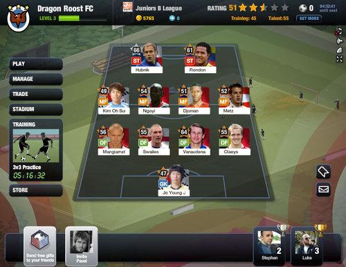 Electronic Arts lancia Fifa Superstar su Facebook