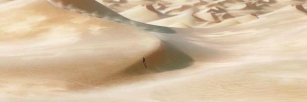 Sony Japan apre un sito teaser 'desertico'