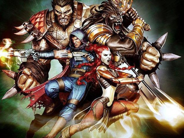 n-Space e Square Enix annunciano Heroes of Ruin per Nintendo 3DS