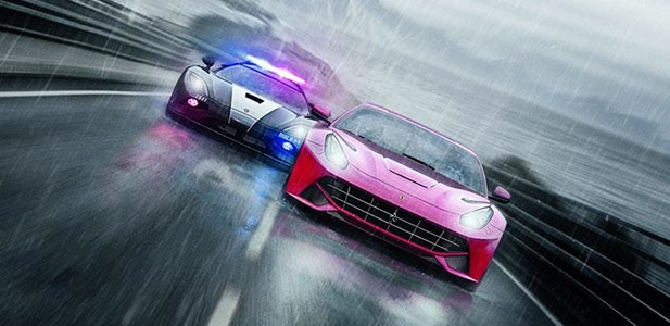 Need for Speed Rivals - anteprima - PS4