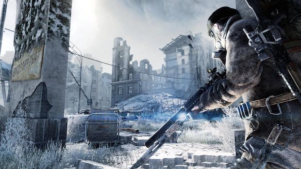 Metro Redux: uno screenshot mostra la nuova grafica di Metro 2033