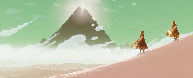 Journey: i dettagli della Beta Multiplayer