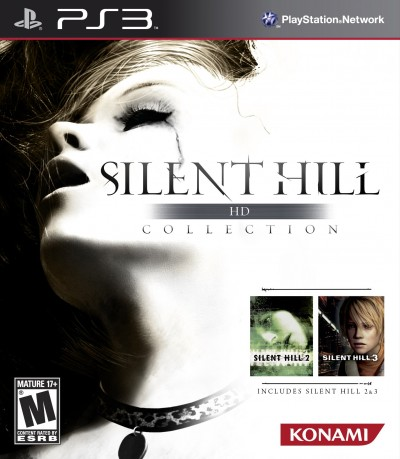Silent Hill HD Collection: la box art americana