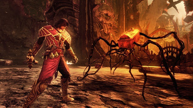 Castlevania: Lords of Shadow - recensione - PC
