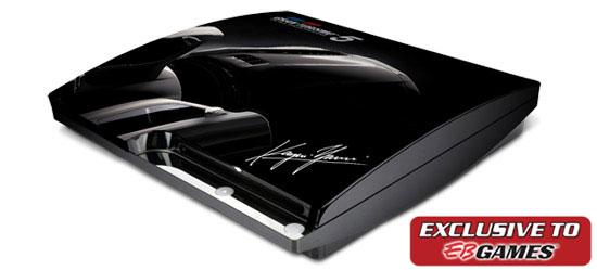 Gran Turismo 5, mostrato il faceplate firmato da Yamauchi