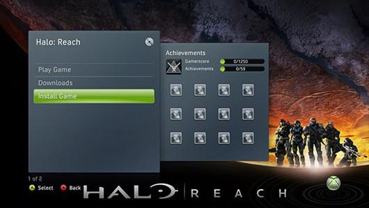Halo: Reach - in arrivo 10 Achievements extra