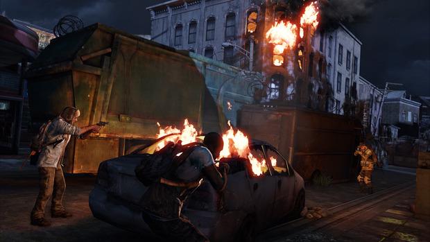 The Last of Us: tre immagini per il primo multiplayer pack