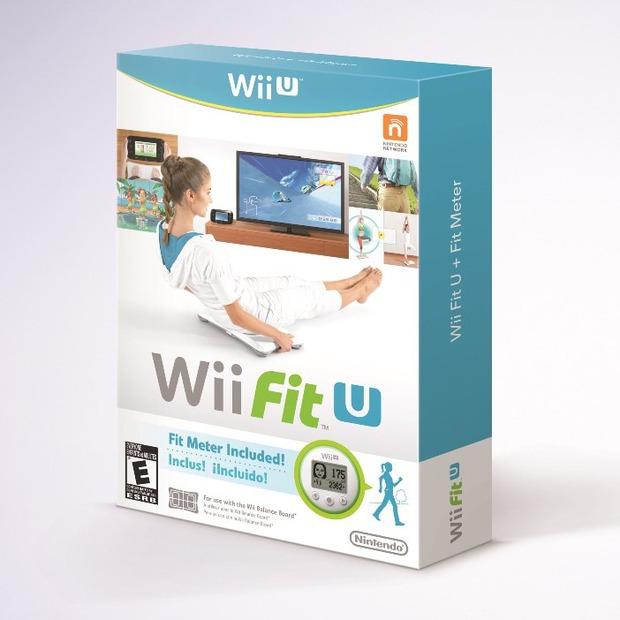 Wii Fit U: svelata la box art americana ed una serie di nuovi screenshot