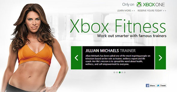 Xbox Fitness: rimanere in forma con Xbox One