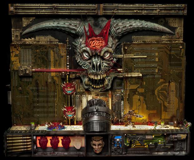 Doom II: il livello finale diventa una scultura da seimila dollari