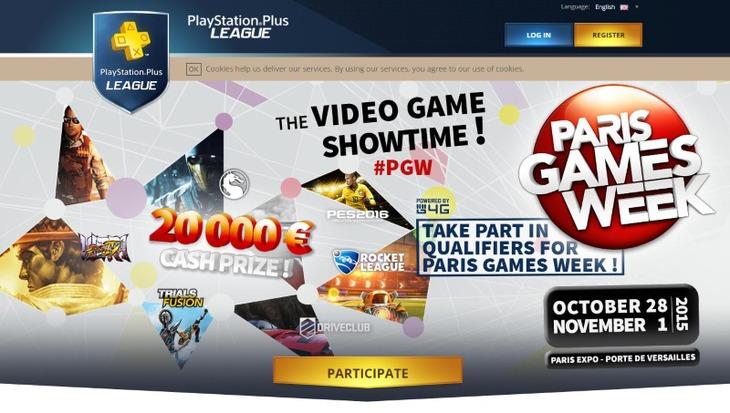 Sony si butta nel mondo degli eSport con PlayStation Plus League