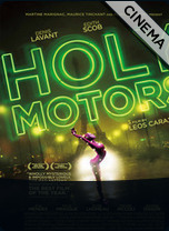 recensione Holy Motors