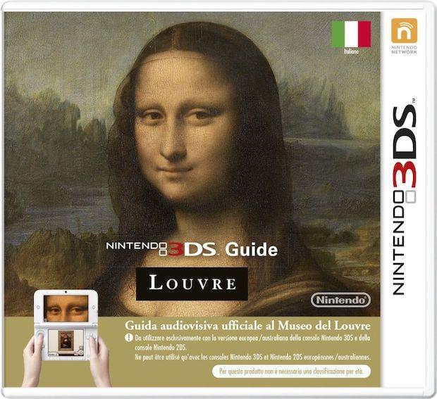 Nintendo 3DS Guide: Louvre disponibile per il download
