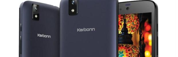 Android One: il Karbonn Sparkle V sarà il primo dispositivo ad arrivare in Europa