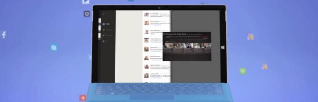 Microsoft: il nuovo spot promuove il Windows Store
