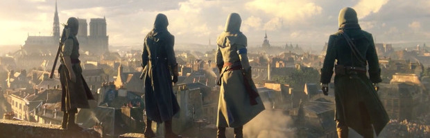 Assassin's Creed Unity: terza patch disponibile per la versione PC