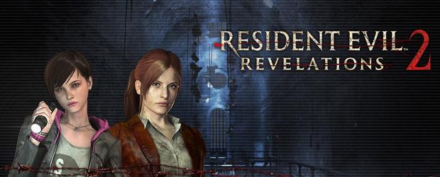 Resident Evil Revelations 2: Un video mostra Neil Gortz alle prese con la demo - Notizia
