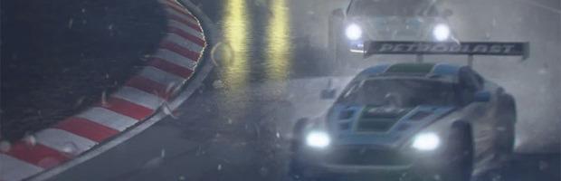 Project CARS: un trailer fan made in 4K mostra condizioni atmosferiche da tempesta