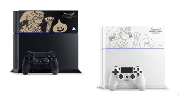 PlayStation 4: annunciata l'edizione speciale per Dragon Quest Builders