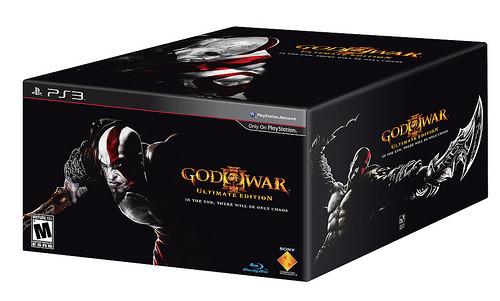 Sony conferma la data USA per God of War 3