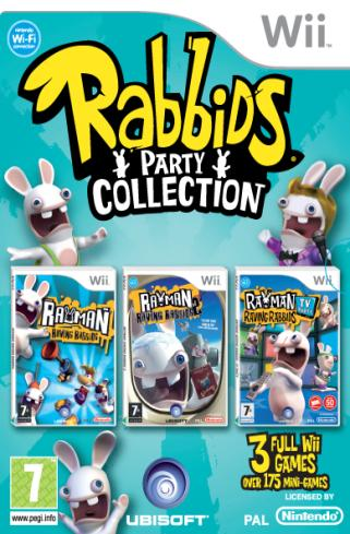 Ubisoft annuncia Rabbids Party Collection