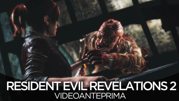 Resident Evil Revelations 2: Video Anteprima