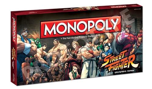[Eye Want It] Il Monopoly di Street Fighter