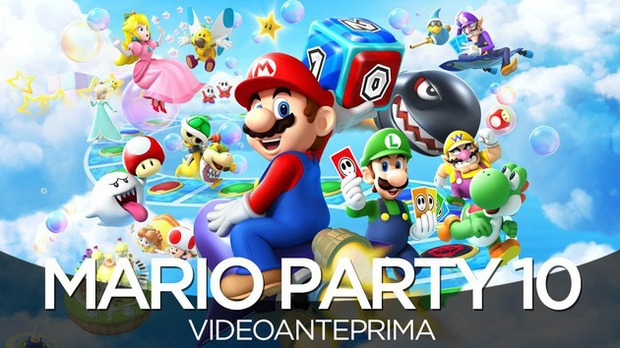 Mario Party 10: Video Anteprima
