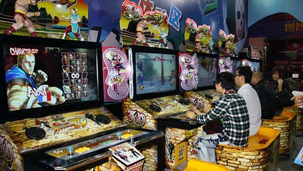 Street Fighter 4 in 3D nei cabinati cinesi