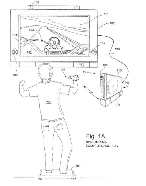 Alcuni brevetti Nintendo mostrano un videogioco di motociclette per Nintendo Wii