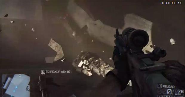 BattleField 4: confermata la presenza dell'AEK-971?