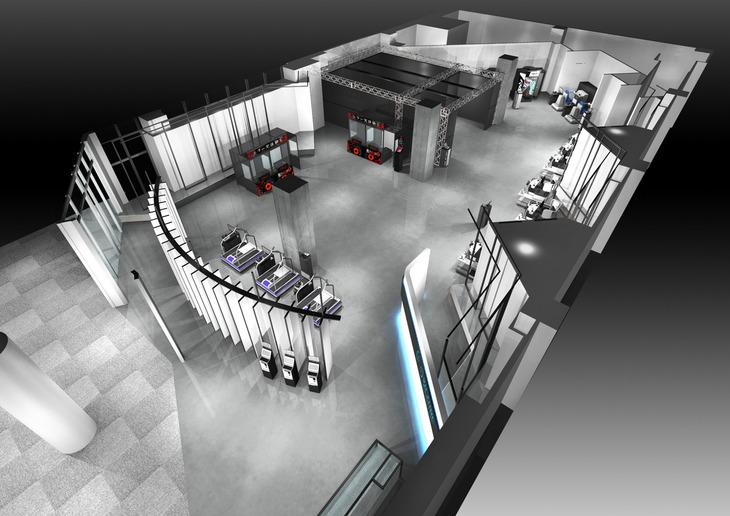 Bandai Namco apre una VR Zone a Tokyo