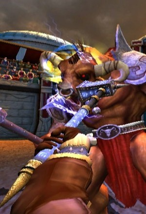 Rage of the Gladiator - recensione - Wii