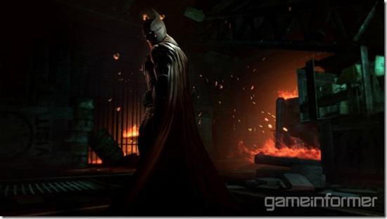 Batman Arkham Origins: trapelano nuove indiscrezioni
