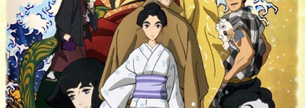 Miss Hokusai, altre voci per il nuovo film animato di Production I.G. e Keiichi Hara
