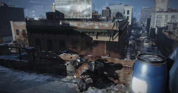 The Division: nuovo screenshot