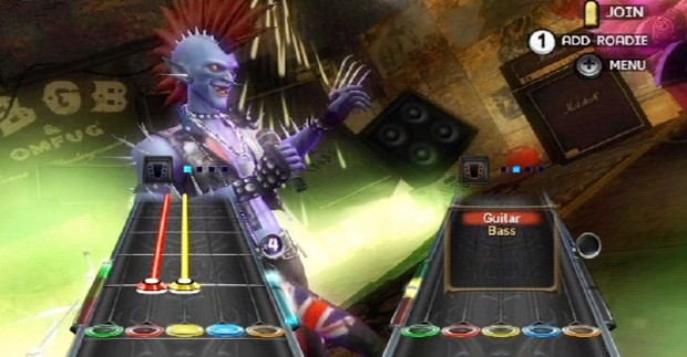 Confermato, Guitar Hero 6 si chiamerà Guitar Hero: Warriors of Rock