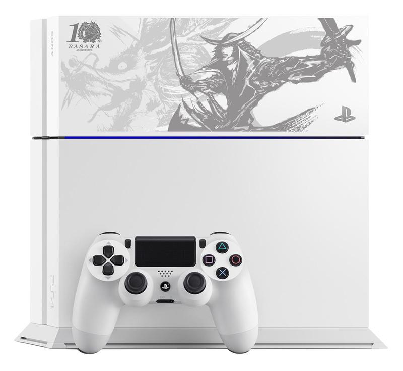 PlayStation 4 Sengoku Basara 10th Anniversary Edition annunciata per il Giappone