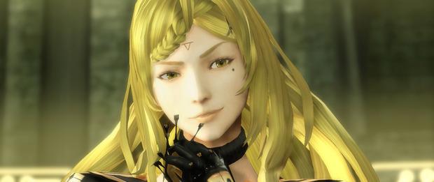 Drakengard 3: Square Enix presenta Five, una delle sei sorelle Utautai