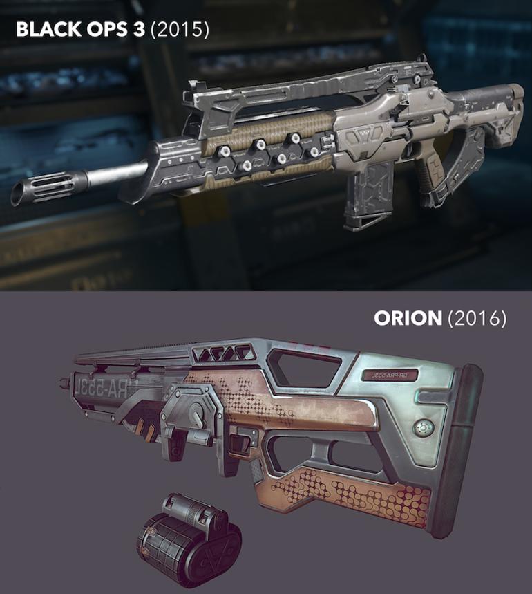 Activision ha fatto rimuovere The Orion Project da Steam
