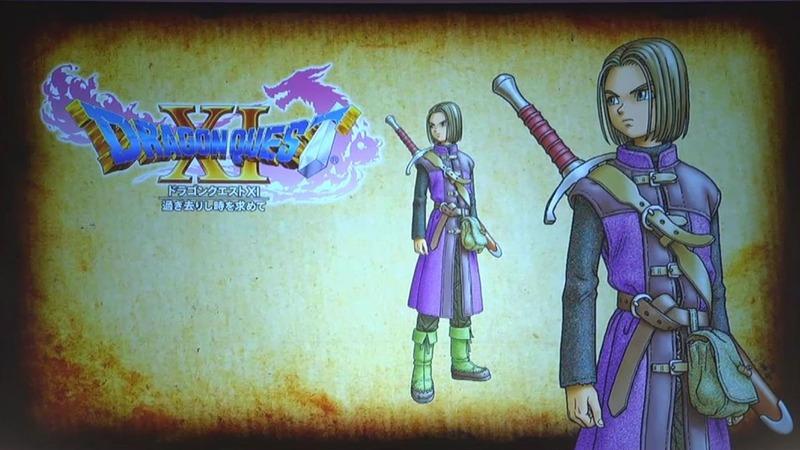 [Aggiornata] Dragon Quest XI annunciato per PlayStation 4 e Nintendo 3DS