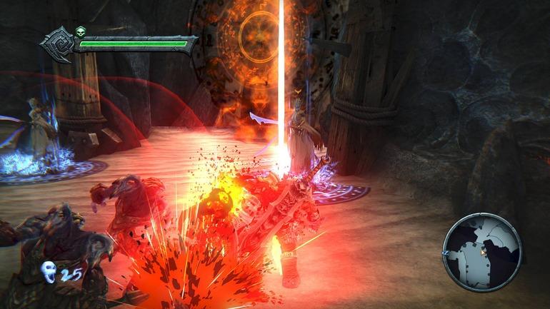 Darksiders: Warmastered Edition annunciato per PS4, Xbox One, Wii U e PC