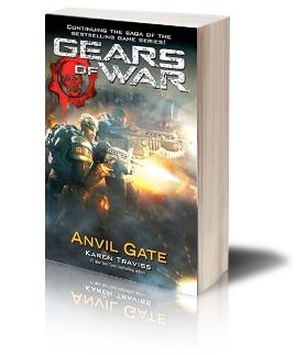 Gears of War: il romanzo Anvil Gate dal 31 agosto in USA