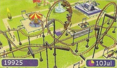 Annunciato RollerCoaster Tycoon per Nintendo 3DS
