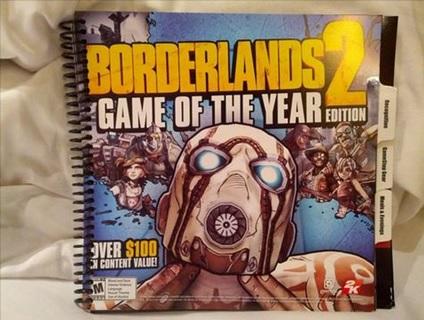 Borderlands 2: confermata l'edizione GOTY ?