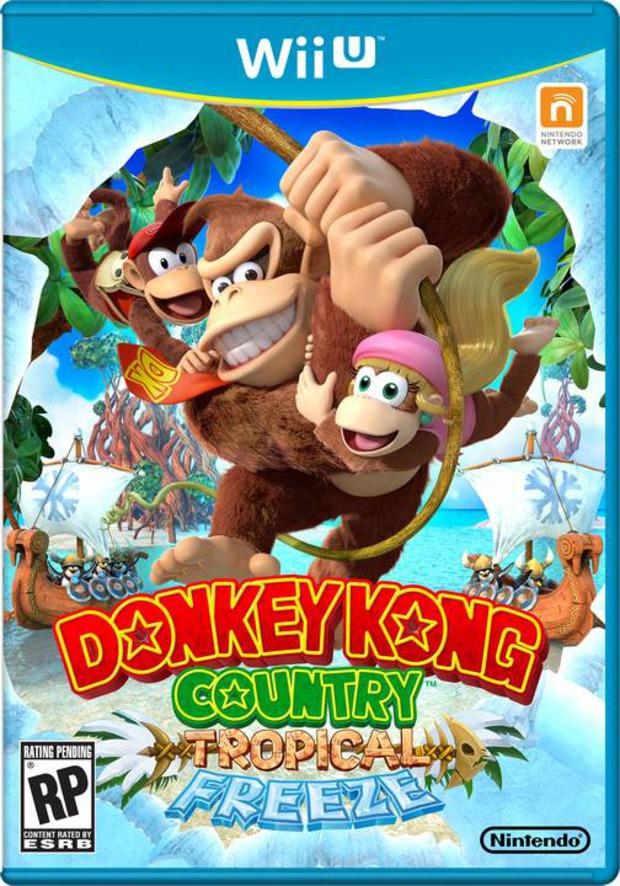 Nintendo pubblica le cover ufficiali di Doneky Kong, Zelda per 3DS e Mario Party Island Tour