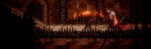 Salt and Sanctuary annunciato su PlayStation 4 e PlayStation Vita - Notizia
